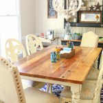 Dining Room Makeover – Homework Station