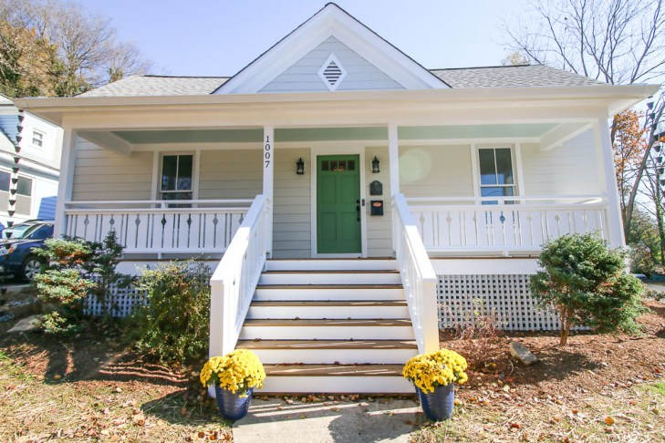 beautiful 1900 triple a construction house near downtown raleigh