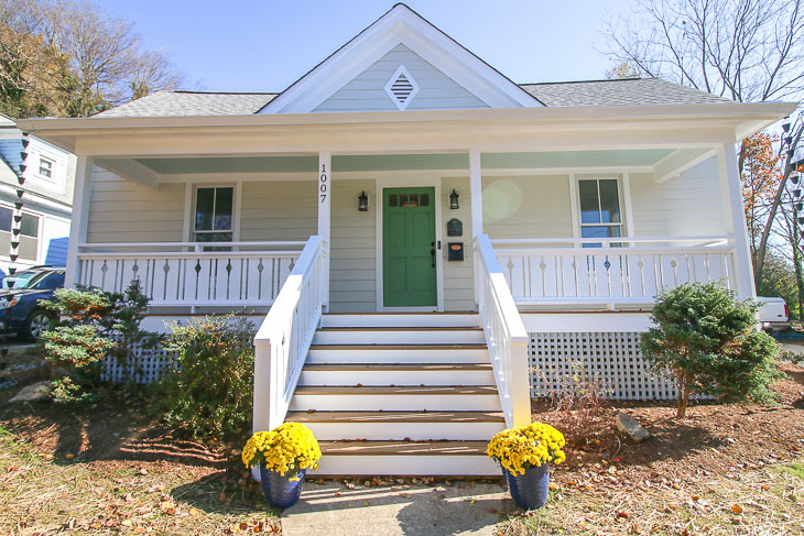 Saving Etta: 1900 Home Saved from Demolition and restored into a beautiful Triple A construction modern farmhouse.