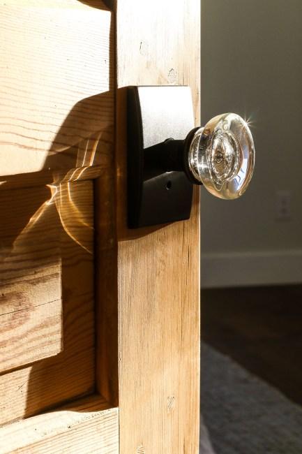 Gorgeous Schlage Hobson Glass Door Knob