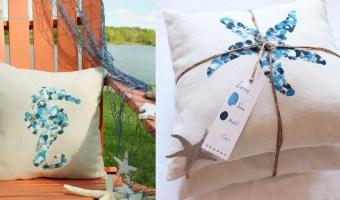 thumbprint pillow tutorial