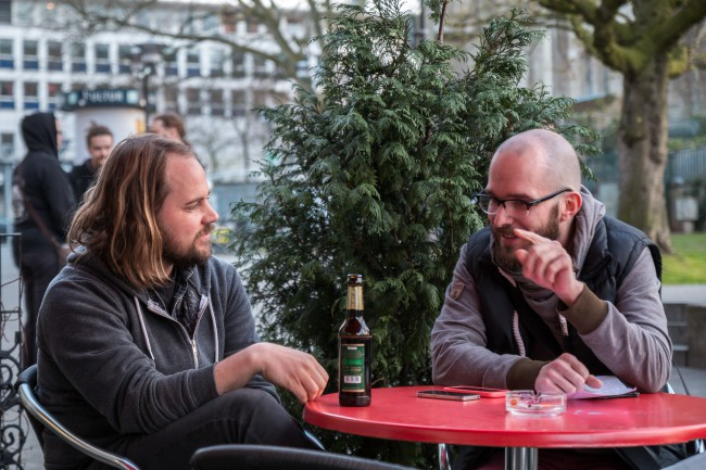 Interview mit City Of Ships