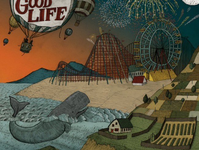 The Good Life – Everybody's Coming Down