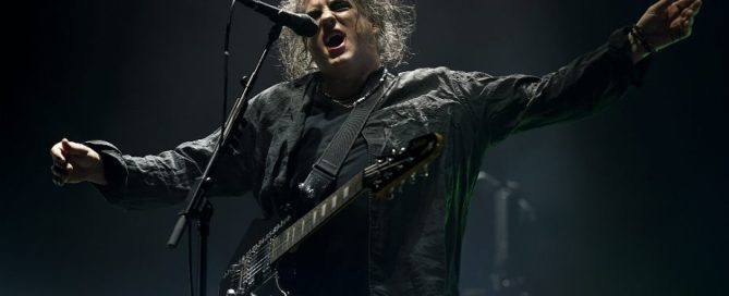 The Cure 40th anniversary