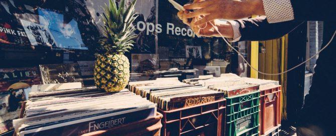 Record Store Crawl