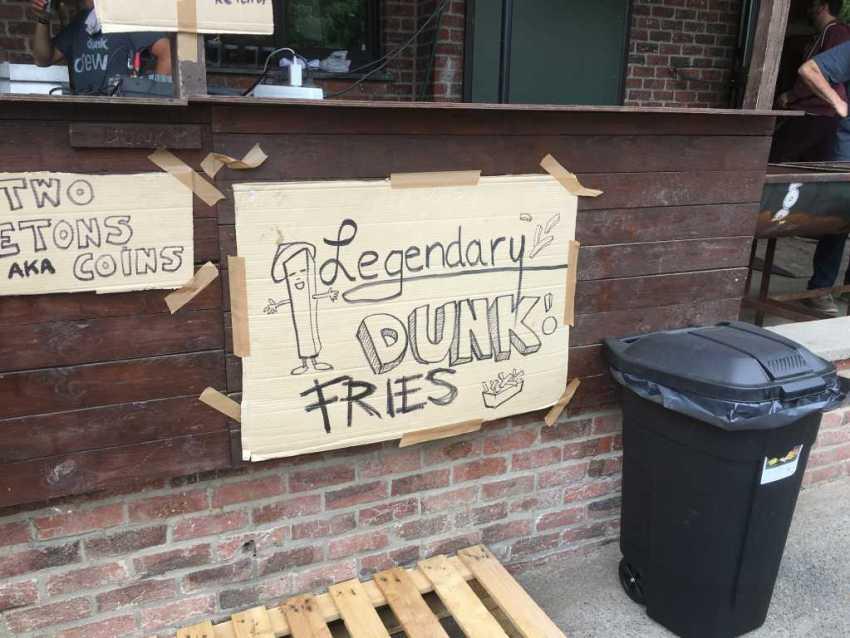 Dunk!fries