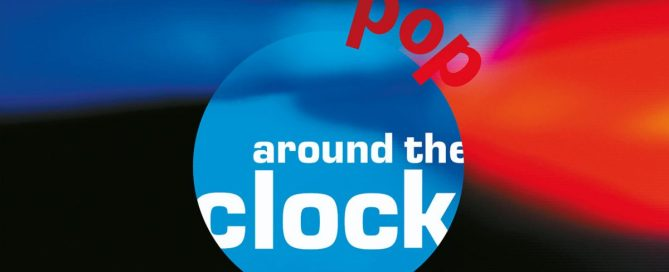 Pop around the Clock Logo