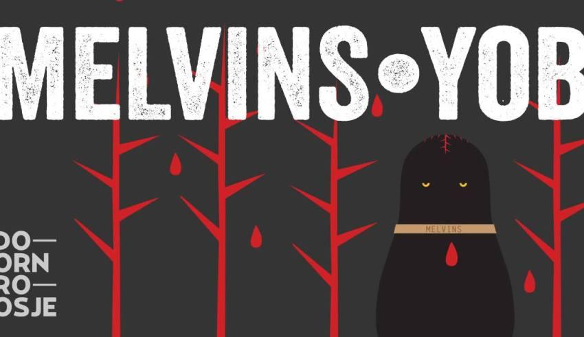 (the) Melvins & YOB