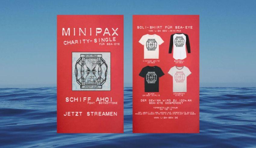 MINIPAX – Schiff Ahoi