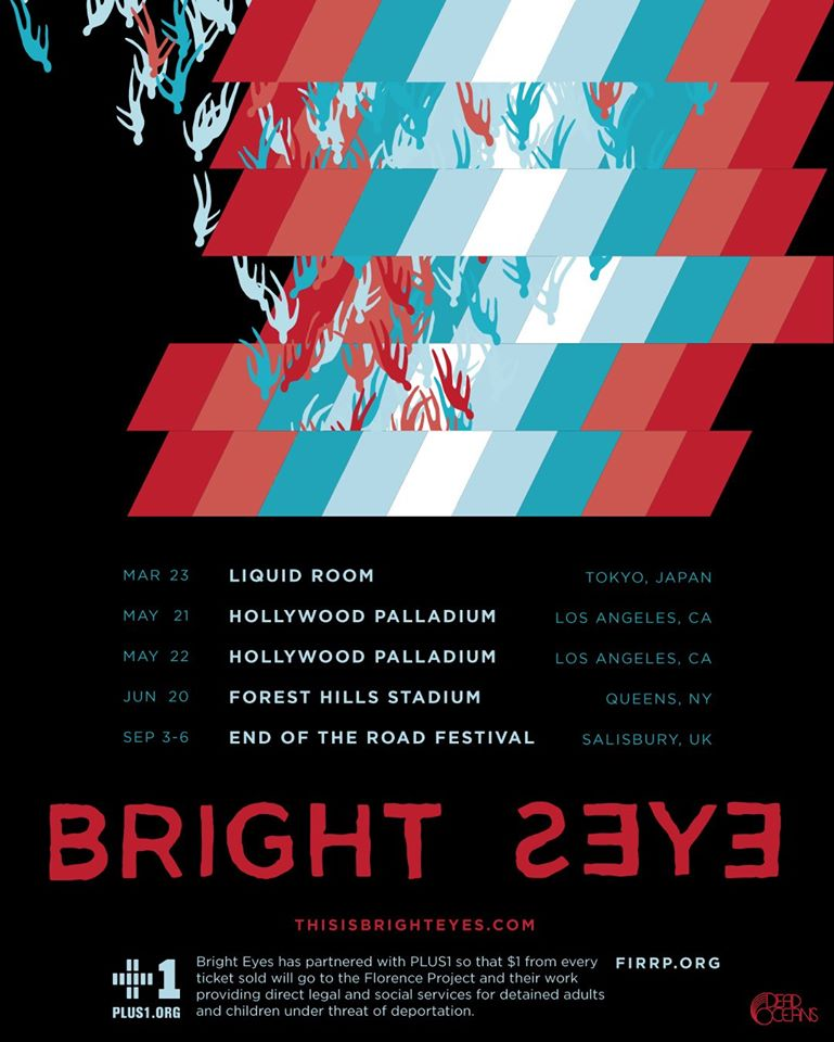Bright Eyes Tour 2020