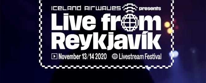 Iceland Airwaves - Live from Reykjavík