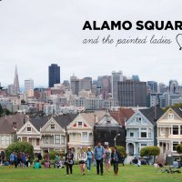 San Francisco: Alamo Square