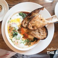 Weekend Brunch at The Smith