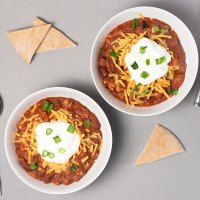Sunday Supper: Crockpot Turkey Chili