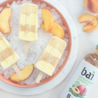 Peach Popsicle Recipe