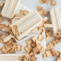 Cinnamon Toast Crunch Popsicles