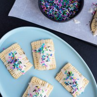 Mini Blueberry Pop Tarts [Recipe]
