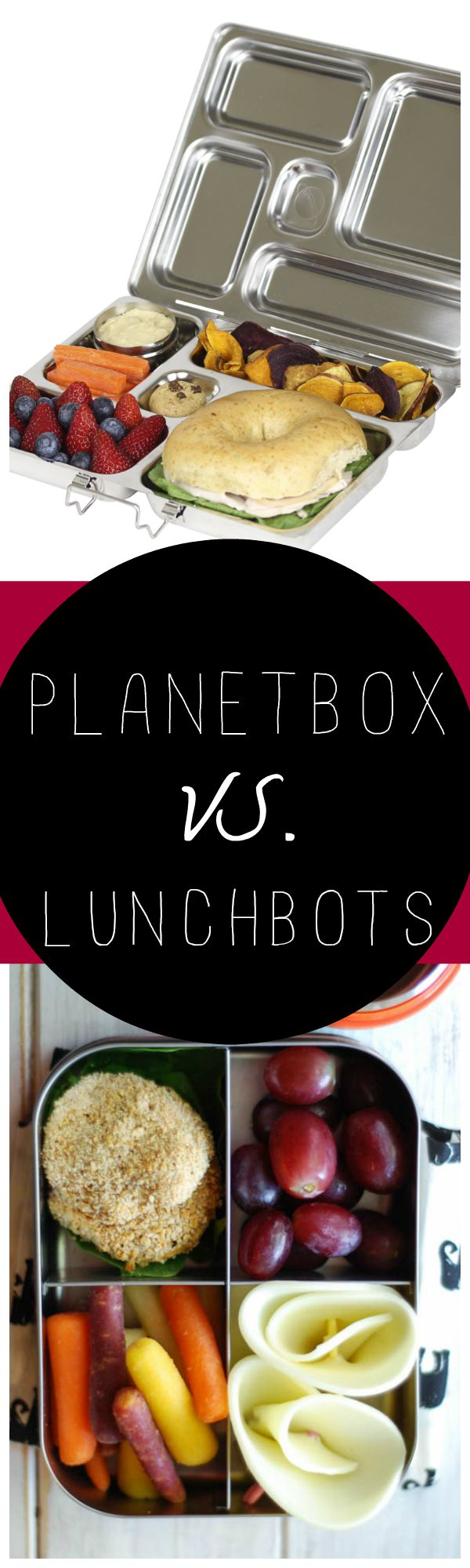 Planetbox Vs Lunchbots Lunchbox Review
