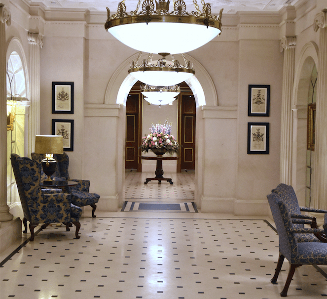 The Lanesborough Hotel - A gem in Belgravia