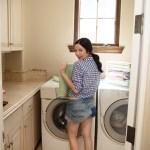 Lisa vs. The Laundry Room
