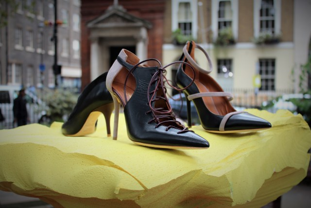 London Fashion Week Malone Souliers