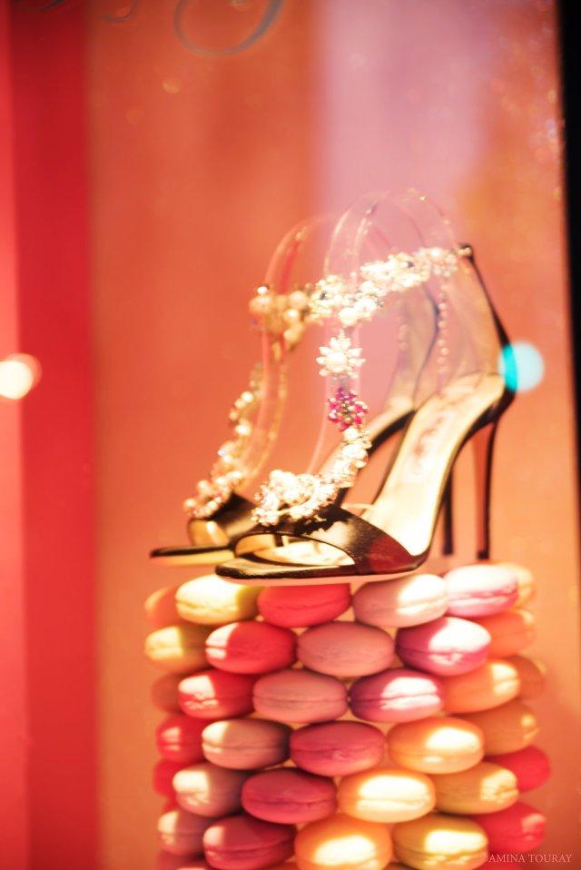 Saks Fifth Avenue photo by Amina Touray