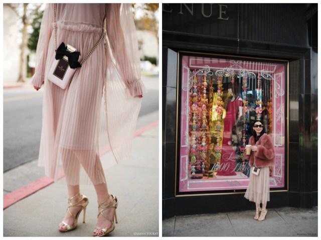 Kate Spade Perfume Bottle Crossbody Bag