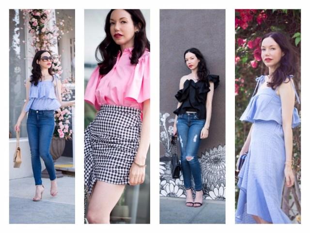 Summer Looks 2017 - Pretty Little Shopper Blog