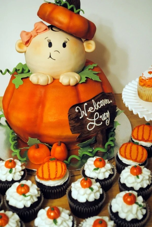 5 Fall Baby Shower Themes