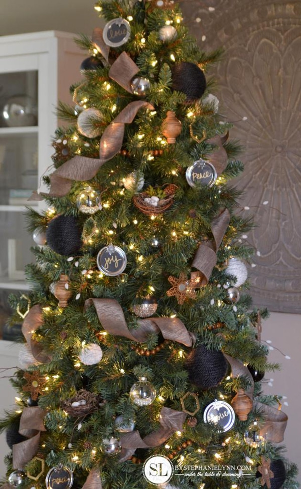 Clear Christmas Lights
