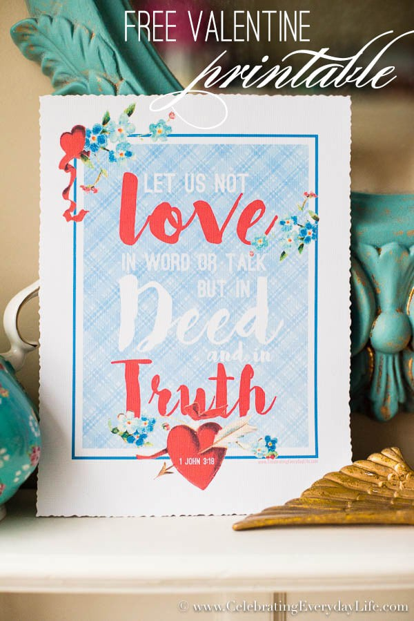 32 Free Valentines Day Printables Pretty My Party