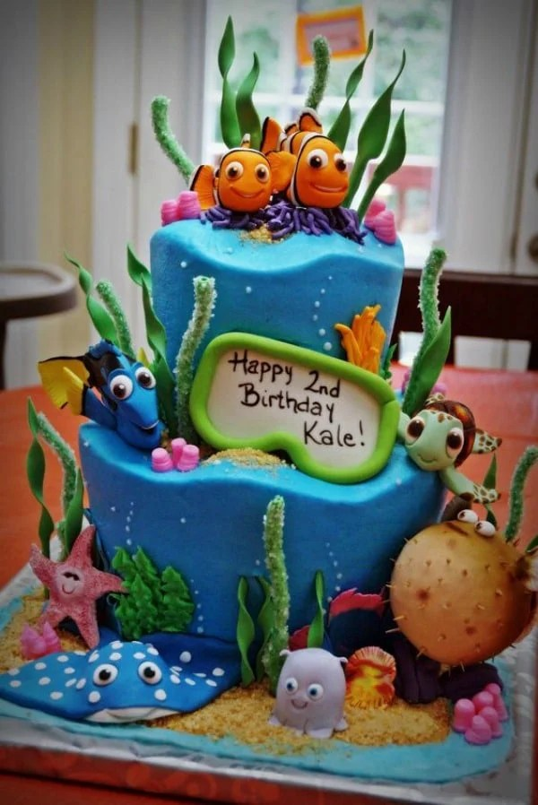 Dory Finding Nemo Birthday