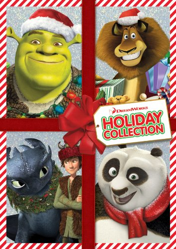 Dreamworks Holiday Collection Dvd Review