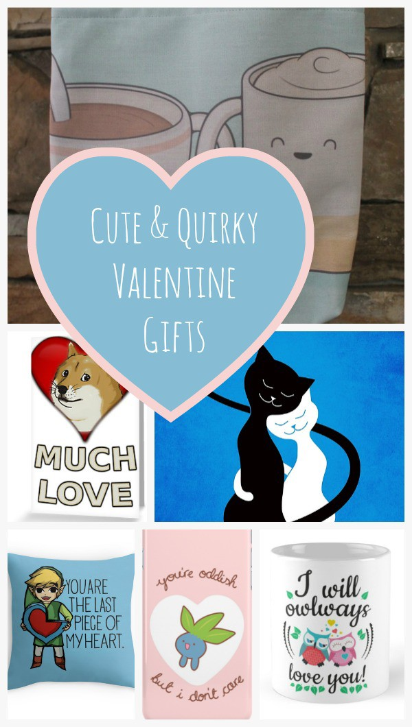 Quirky Amp Cute Valentines Day Gifts For All From Redbubble