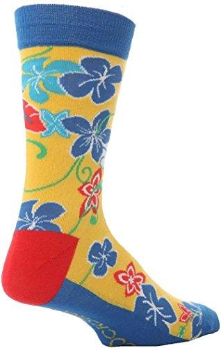 Men's Sockshop Dare to Wear Gift Boxed Crazy Socks 7-12 Us
