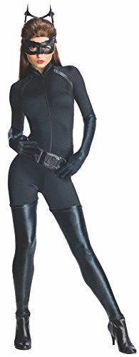 Secret Wishes Women's Batman The Dark Knight Rises Catwoman Costume