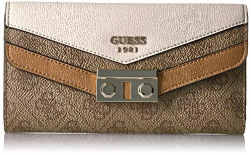GUESS Slater Logo Multi Clutch Wallet