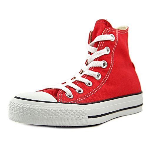 Converse Unisex Chuck Taylor All Star Low Top Red Sneakers – 6.5 D(M) US