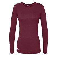 Sivvan Women's Comfort Long Sleeve T-Shirt / Underscrub Tee