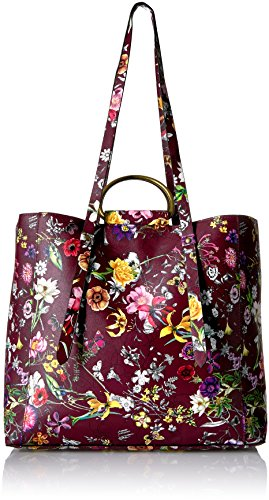 T-Shirt & Jeans Floral Ring Tote