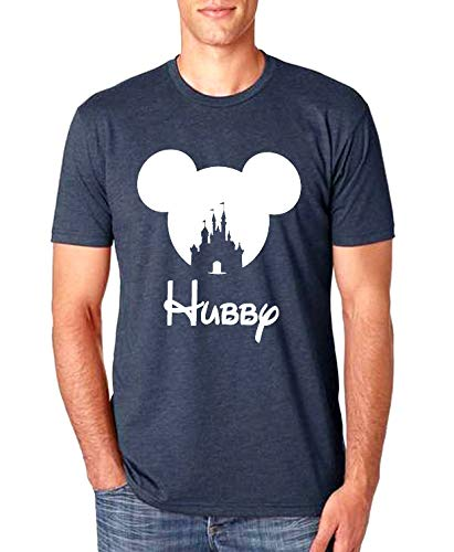 Mickey Disney Hubby. Unisex Fit. Men's Disney Shirt. Disney Inspired T Shirt. Clothing. Disney Men's. Cool Disney T Shirt. Gift Shirt. Disney Fun Shirt.