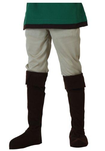 Child Tan Elf Warrior Zelda Costume Pants – S