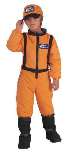Forum Novelties Shuttle Commander Costume Uniform, Child Medium