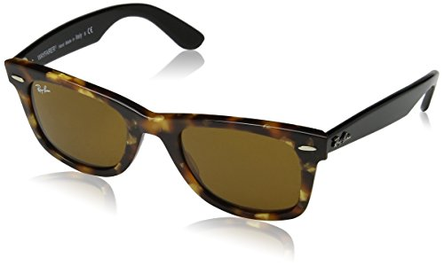 Ray-Ban Original Wayfarer Fleck Sunglasses,50mm,Havana/Brown