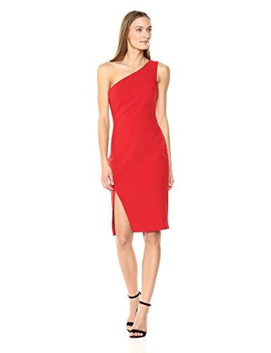 LIKELY Women's Helena Dress, Scarlet, 6