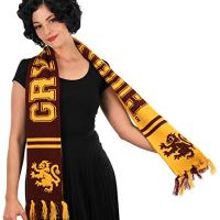 Harry Potter Gryffindor Collegiate Style Scarf Reversible