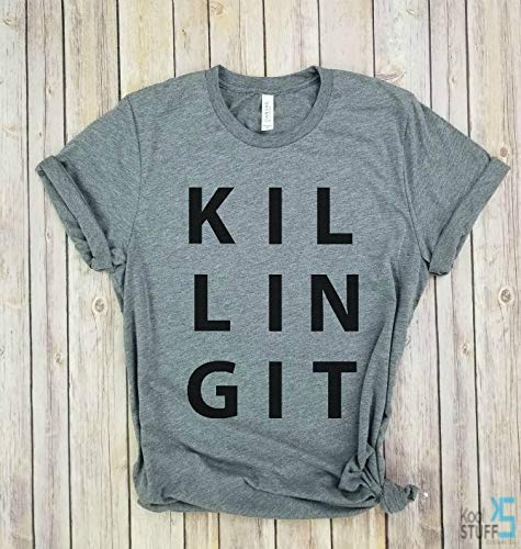 Killing It, Boss Lady, Boss Girl, funny workout Shirt, gym shirt, funny shirt, workout shirt, beachbody shirt, yoga shirt, hiking shirt, Muscle Tank, Yoga Tank, Womens Tank, Gym shirt
