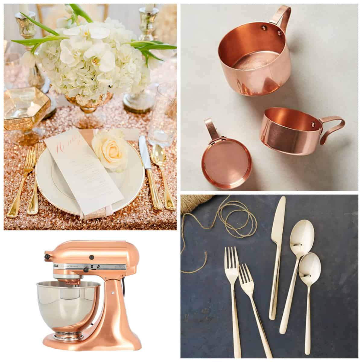 Everythings Coming Up Rose Gold Pretty Prudent