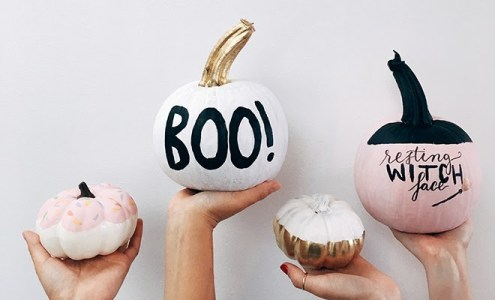 Scary Cute Pumpkins