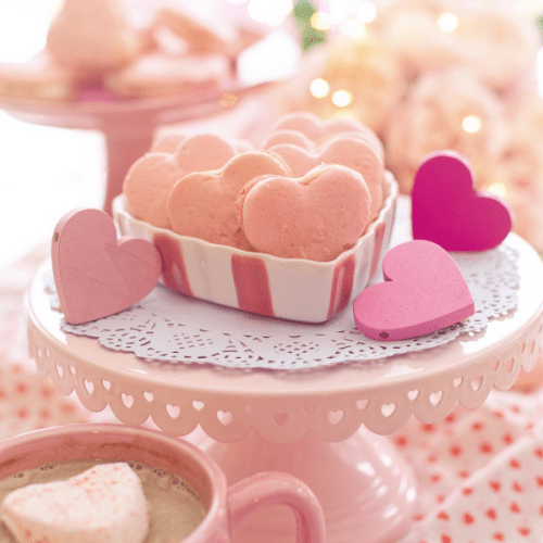 13 Cute Heart-Shaped Desserts Perfect for Valentine's Day